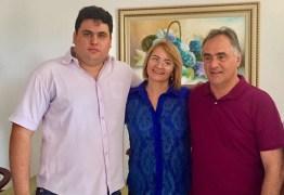 No Sertão, Luciano Cartaxo faz visitas em Sousa e se reúne com lideranças de São José de Piranhas em Cajazeiras