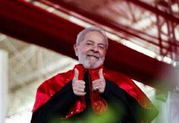 Lula defende acordo com a oposição durante encontro com classe artística
