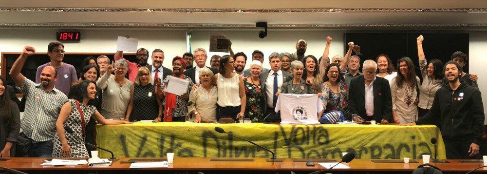 oposição - Oposição vai cobrar posição do STF e PGR sobre anulação do impeachment de Dilma Rousseff