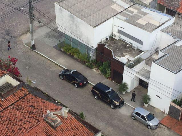 pf rn - OPERAÇÃO DA POLICIA FEDERAL: Um ex-desembargador paraibano entre os suspeitos - VEJA VÍDEO