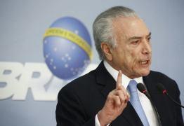 VEJA VÍDEO: 'Tem gente que quer parar o Brasil', diz Temer