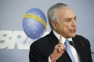 temer2 300x200 - Planalto diz que Temer não participa de discussões da reforma política