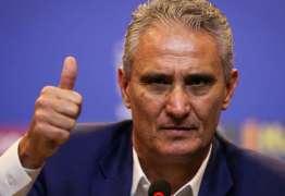 Tite monta seleção com Danilo, Jemerson e Giuliano entre titulares