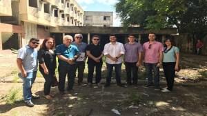 wilson filho 300x168 - Wilson Filho visita local onde será nova sede da UEPB, 'Esse é um sonho antigo de toda a comunidade acadêmica'