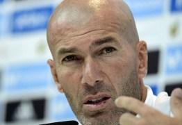 Zidane desconfia de punição dada a Cristiano Ronaldo