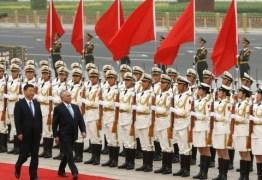 Temer assina 14 acordos em encontro com presidente da China em Pequim