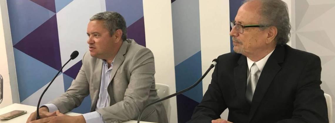 OUÇA ÁUDIO: Gervásio critica reforma da lagoa: 'obra capenga'