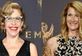 VEJA VÍDEO: Jackie Hoffman se revolta ao perder prêmio para Laura Dern no Emmy 2017
