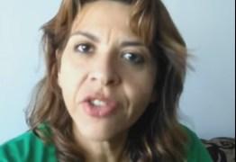 Eliza Virgínia sai em defesa do título de Cidadão Pessoense a Bolsonaro