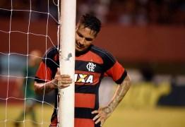 Fla paga R$ 2,5 mi de imagem a Guerrero até 2018 e estuda suspender contrato