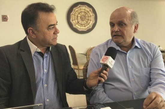 Murilo Pinheiro concedeu uma entrevista ao jornalista Gutemberg Cardoso
