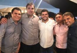 Consolidando apoio, Wilson Filho participa de festa de emancipação de Pilar
