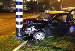 Aguero sofre acidente de carro e desfala Argentina e Manchester City