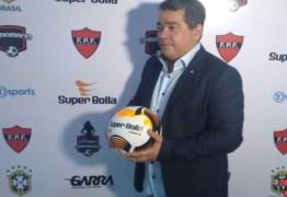 FPF planeja reduzir o campeonato paraibano em 2018