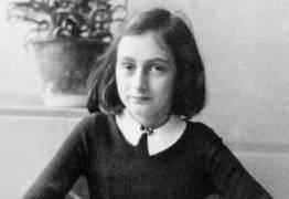 HQ's com relatos de Anne Frank chega em 50 países