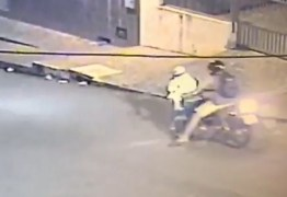 Homem é atropelado por motociclista em JP