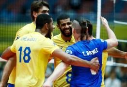 Brasil vence mais uma na Copa dos Campeões de vôlei