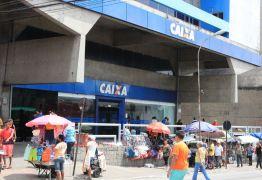 'Dia em defesa da Caixa': Bancários realizam protesto nesta manhã no Centro de João Pessoa