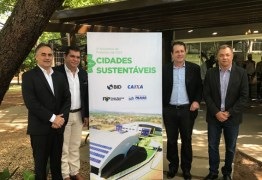Cartaxo apresenta plano Cidade Sustentável a prefeitos em Tocantins