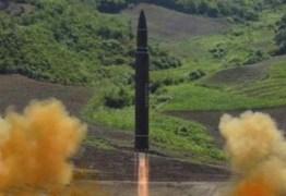 Coreia do Sul testa míssil simulando ataque contra Coreia do Norte