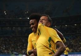 Após polêmica com transferência, Coutinho brilha em vitória da Seleção