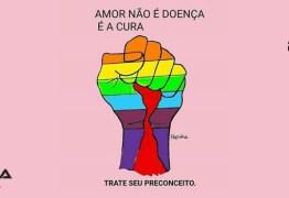 Artistas protestam contra 'cura gay' e aderem à campanha 'trate seu preconceito' – VEJA VÍDEO