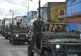Santa Rita realiza desfile cívico e atrai milhares de pessoas