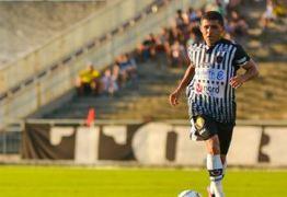 Botafogo-PB acerta renovação do atacante Dico