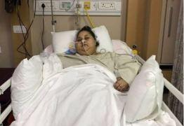 Mulher que já pesou meia tonelada morre aos 37 anos