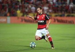 Éverton Ribeiro é a grande aposta do Flamengo para o jogo de hoje contra a Chapecoense