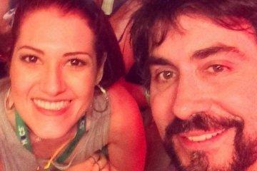 Padre Fábio de Melo faz sucesso no Rock in Rio e forma fila para selfies