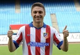 Lateral brasileiro rescinde com o Atlético de Madrid
