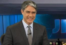 Willian Bonner 'some' do Jornal Nacional e reaparece mais velho