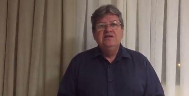 joão azevedo secretario - Governador Ricardo Coutinho exonera secretário João Azevedo