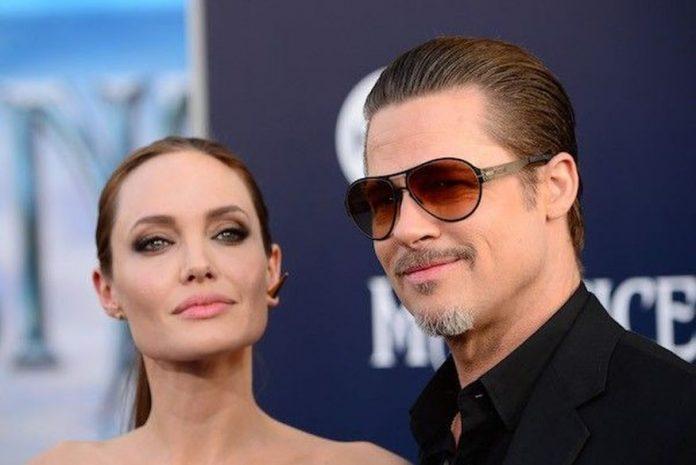 jolie pitt - 'Casal 20' do cinema mundial pode reatar casamento