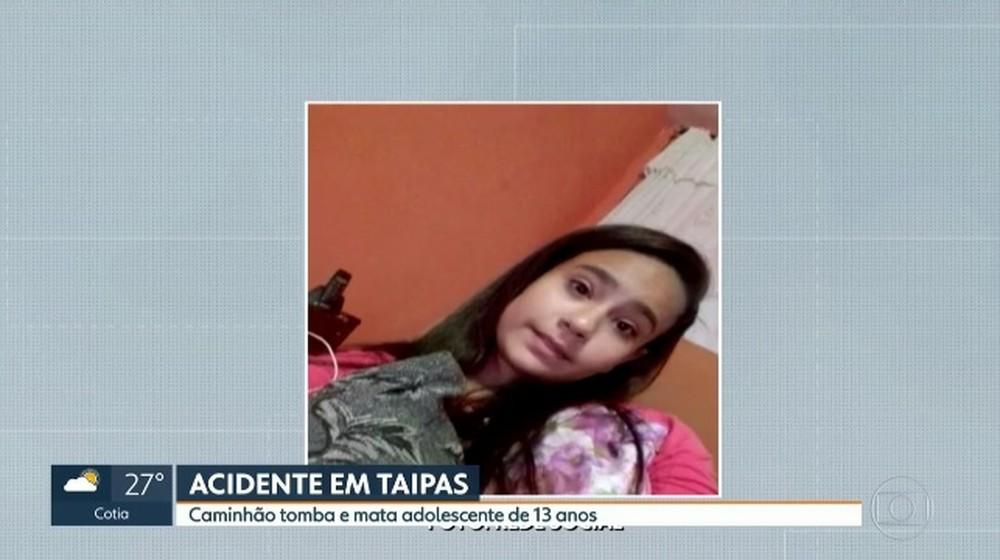 juliamaria - VEJA VÍDEO: Vídeo mostra caminhão tombando sobre meninas e matando adolescente