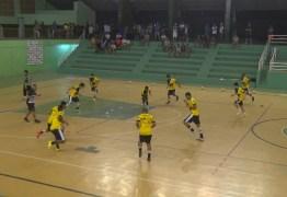 Campina Grande sedia etapa da Liga Nordeste de Futsal a partir de quinta-feira