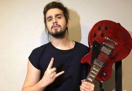 Anúncio de Luan Santana sobre heavy metal era campanha publicitária