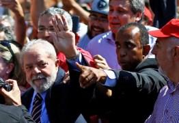Após duas horas, chega ao fim segundo depoimento de Lula para Sergio Moro