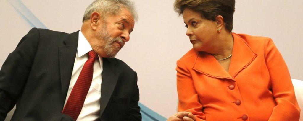 lula e dilma 0 1200x480 1024x410 - Dilma e Lula: incógnitas perturbadoras para o PT em 2018