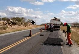 DER faz serviços de conservação em mais 445 km de rodovias