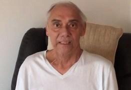 Marcelo Rezende é internado em estado grave com quadro de pneumonia aguda