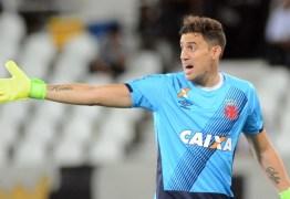 Martín Silva renova com o Vasco até 2020