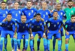 Seleção enfrenta a Colômbia com uniforme todo azul, confirma CBF
