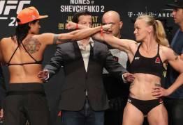 Amanda luta contra irritação do UFC para manter cinturão brasileiro