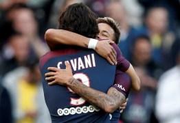 PSG goleia o Bordeaux com mais um show de Neymar