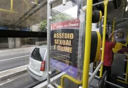 Senadores aprovam até seis anos de prisão para molestação sexual em transporte público