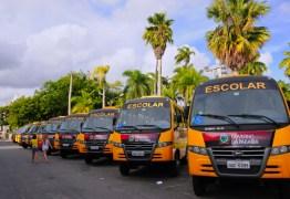 Ministério Público anuncia início das vistorias em ônibus escolares