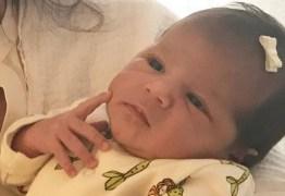 Ex de Ronaldo Fenômeno, apresenta sua primeira filha
