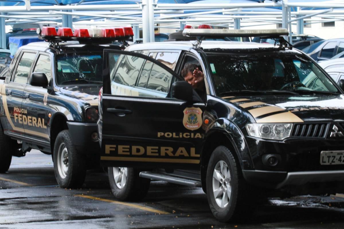 pf - Polícia Federal encontra laboratório de drogas